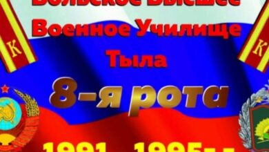 Photo of Встреча 25 лет 8 рота 1991-95 год выпуска