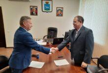 Photo of Соглашение о взаимодействии с главой Советского района г.Самары